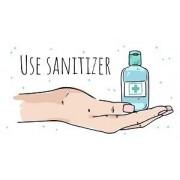 ČISTÍCÍ GEL s dezinfekčním lihovým účinkem na ruce a povrchy